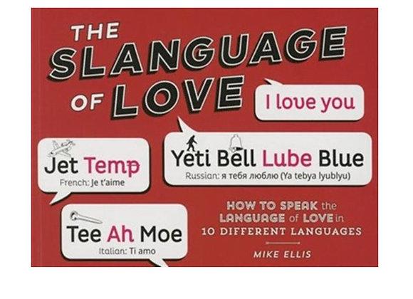 Slanguage of Love - Book
