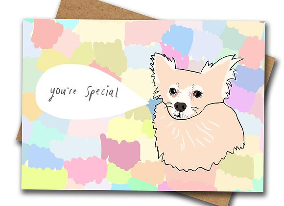 You're Special Card