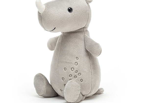 Woddletot Rhino Plush Toy