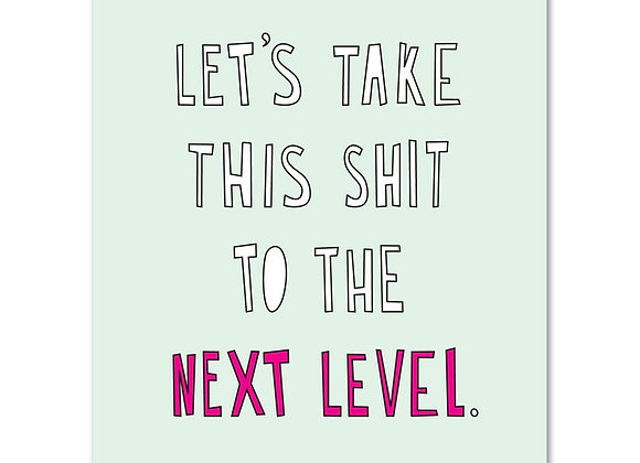 Next Level Card