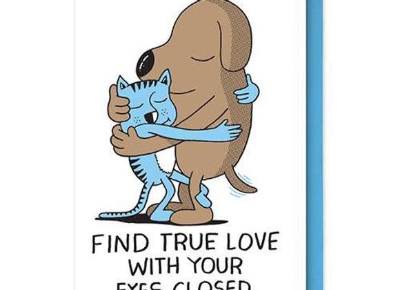 Jeremyville True Love Card