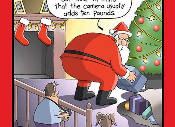 Take A Photo Christmas Card