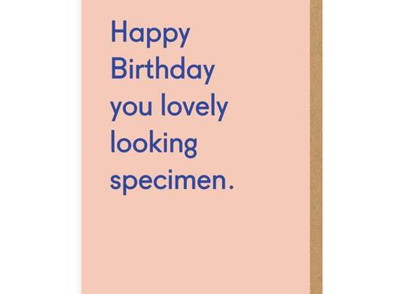 Happy Birthday Day You Lovely Card by Ohh Deer