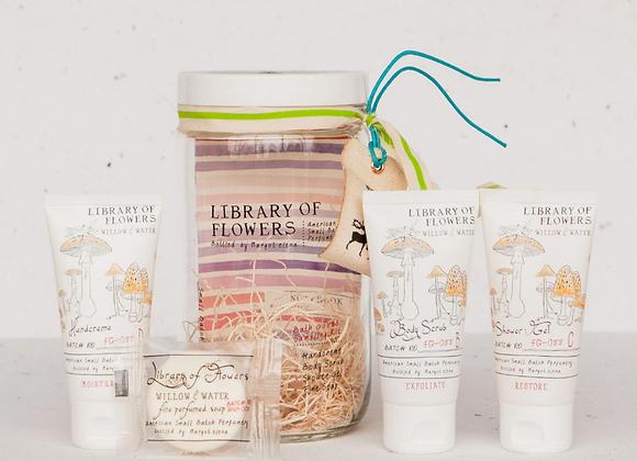 Bath Goods Sampling Kit
