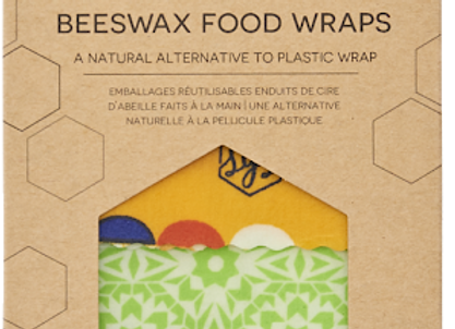 Beeswax Warp Pack of 3 Assorted