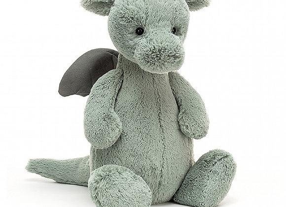 Bashful Dragon Plush Toy