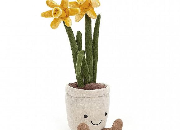 Amuseable Daffodil Plush Toy