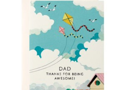 Father's Day Kites Card