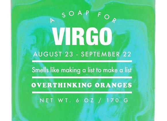 Astrology Soap Virgo