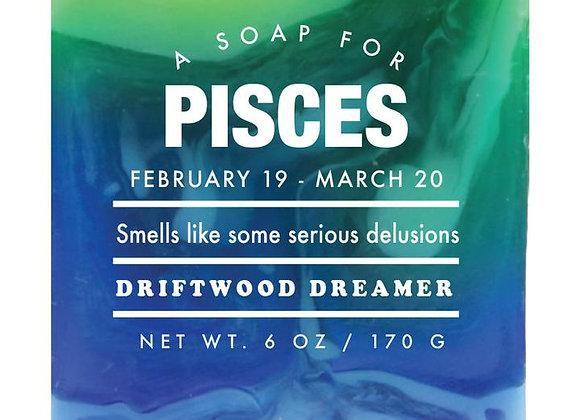 Astrology Soap Pisces