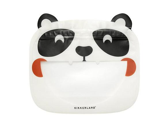 Animal Zipper Bag Panda