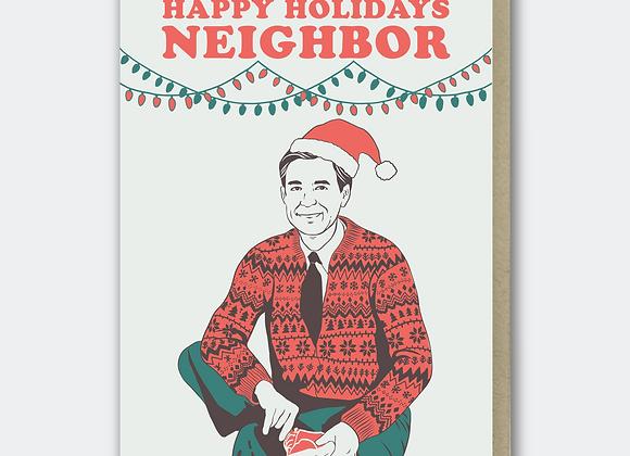 Pike Street Press - Holiday Neighbour