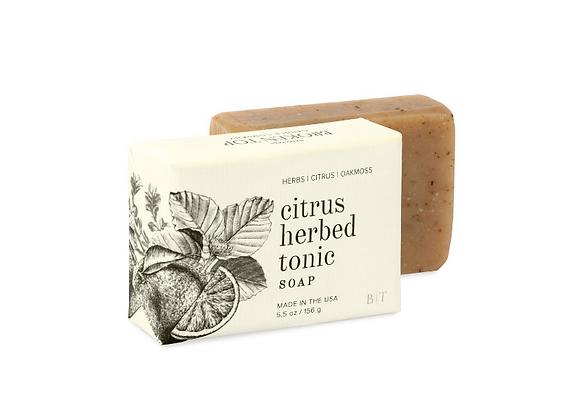 Citrus Herbed Tonic Bar Soap