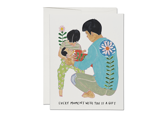 Every Moment Baby Card