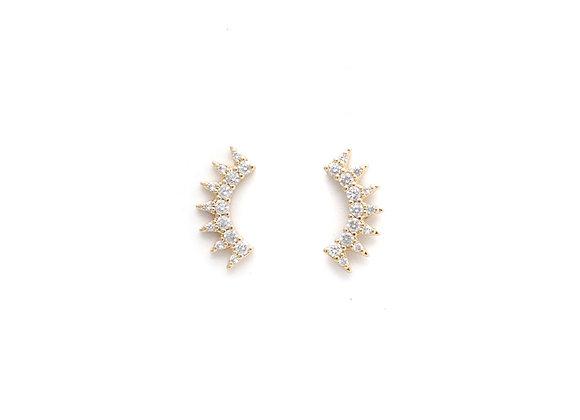 Nova Climber Earrings