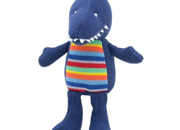 Knittie Dino Toy