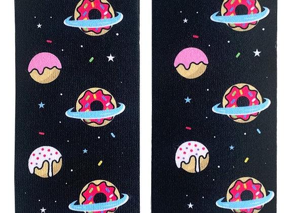 Ankle Socks Galaxy Donut