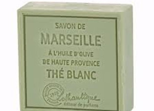Les Savons de Marseille 100g White Tea