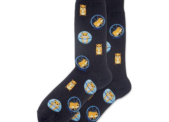 Hamster Wheel - Socks