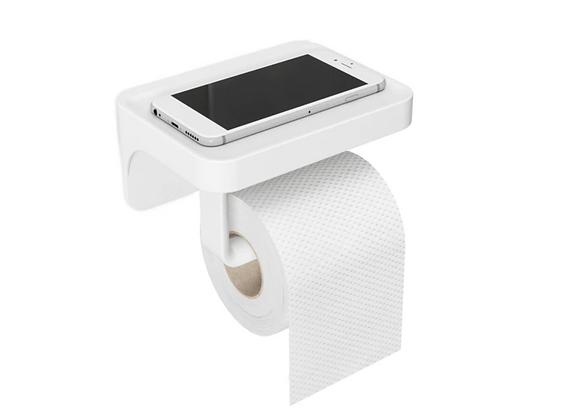 Flex Sure-Lock Toilet Paper Holder - Umbra