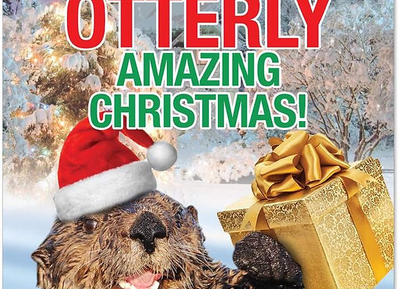 Have An Otterly Amazing Christmas Card