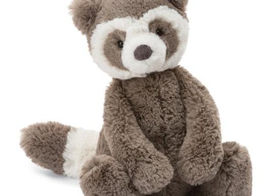 Bashful Raccoon Plush Toy