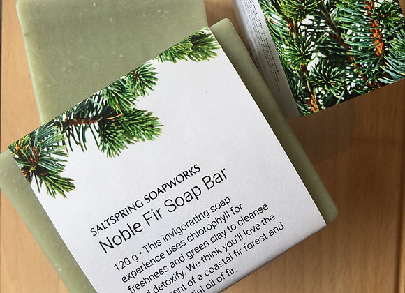 Noble Fir Soap Bar