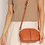 Thumbnail: Jasmine crossbody bag - tan