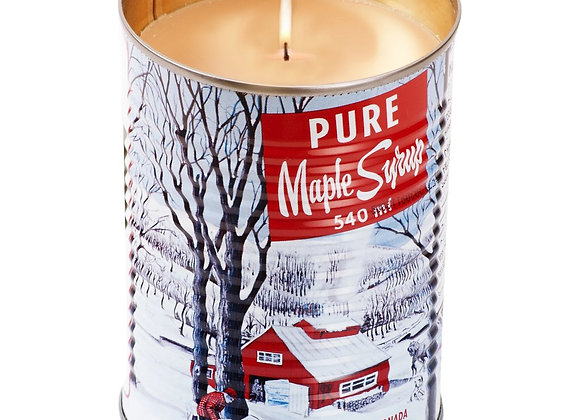 Maple Syrup  Large Candle Cotton Wick
