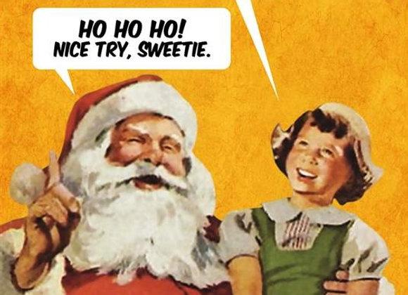 Extra Good Christmas Card