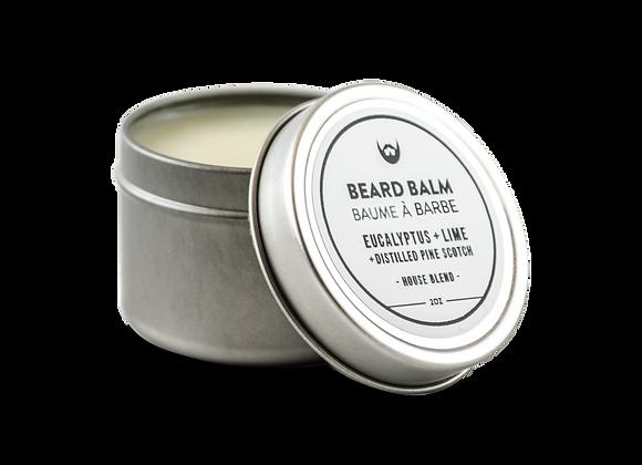 Beard Balm Eucalyptus, Lime With Distilled Pin Scotch Needle