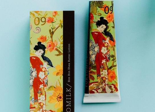 Tokyomilk Kabuki Hand Cream