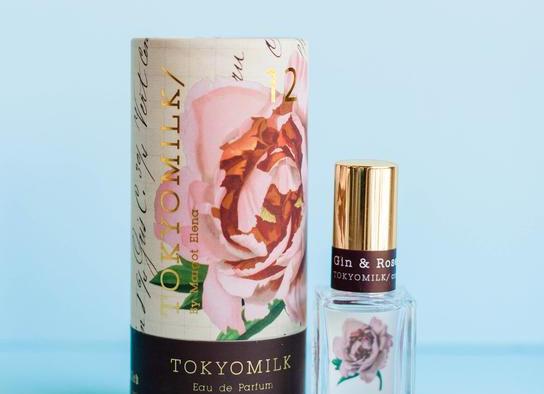 Tokyomilk Gin & Rosewater Parfum