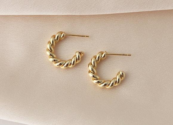Dawson Hoop Earrings