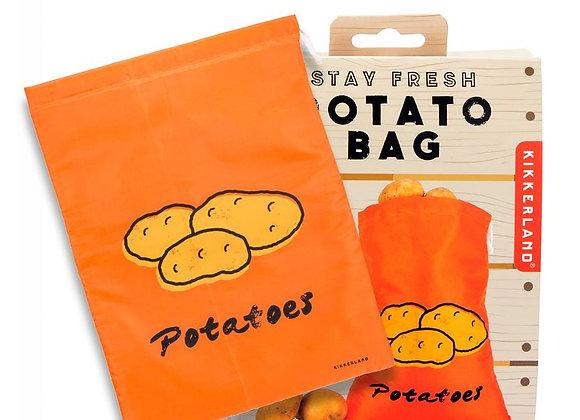 Stay Fresh Potato Bag