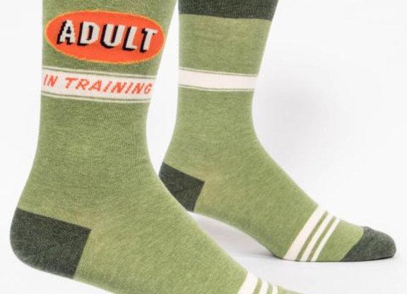 Men's Crew Socks Adult In Training