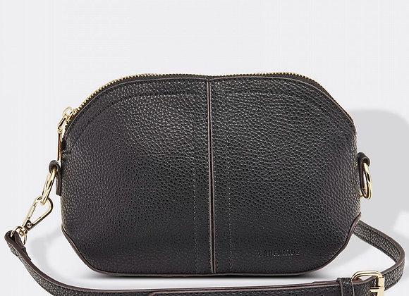 Jasmine crossbody bag - black
