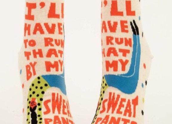 Ankle Socks My Sweatpants