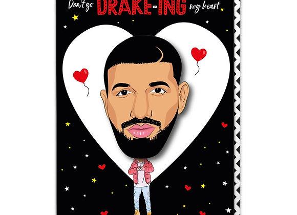 Tache Crafts Draking My Heart Card