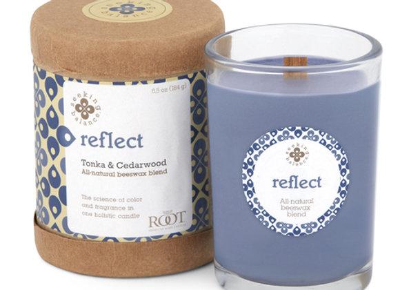 Reflect: Seeking Balance Candle