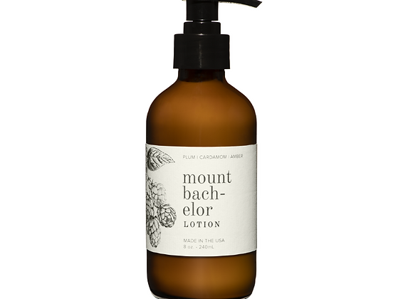 Mount Bachelor 8oz. Organic Lotion