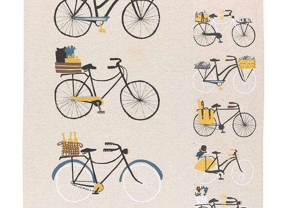 Bicicletta Dishtowels Set of 2