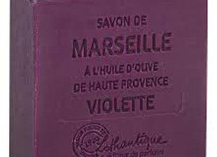 Les Savons de Marseille 100g Violet