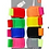 Thumbnail: Cable Tie Multi Colours Small Asst of 8