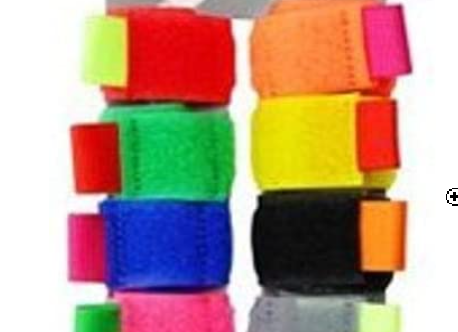 Cable Tie Multi Colours Small Asst of 8