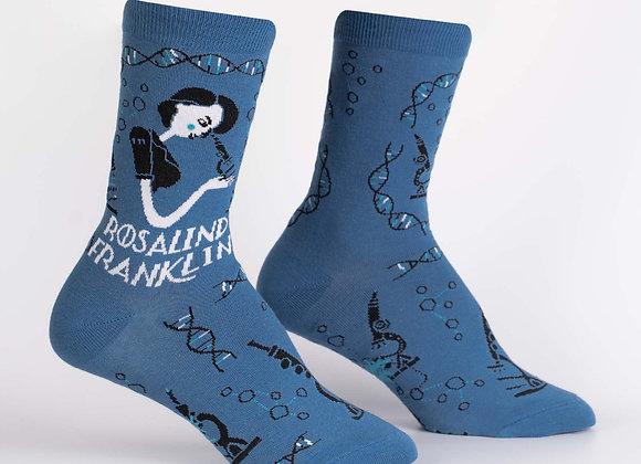 Rosalind Franklin Socks