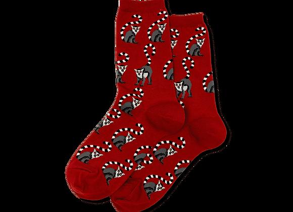 Lemurs - Socks