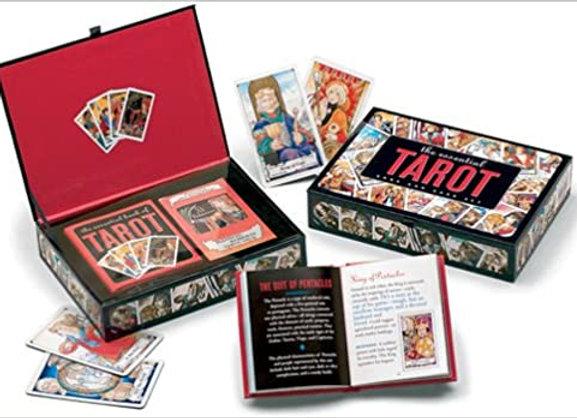 Tarot Book Card Set