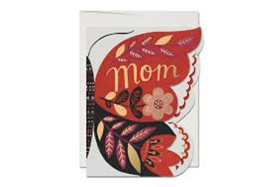 Mom Butterfly Mother's Day Card