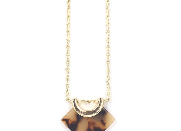 Libra Long Necklace